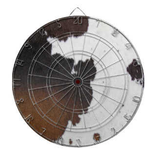 Cowhide Dartboard