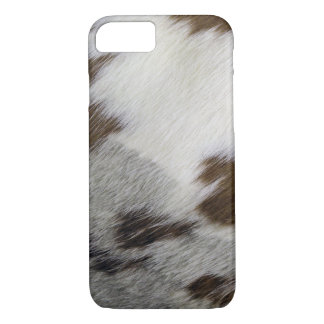 Cowhide iPhone 7 Case