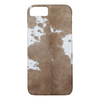 Cowhide iPhone 8/7 Case