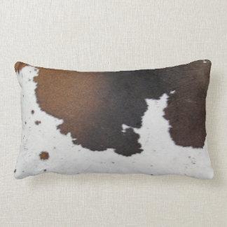 Cowhide Lumbar Cushion