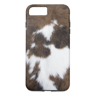 Cowhide Patch iPhone 7 Plus Case