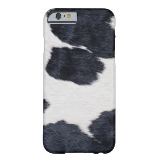 Cowhide Print Barely There iPhone 6 Case