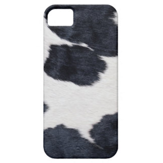 Cowhide Print iPhone 5 Cases