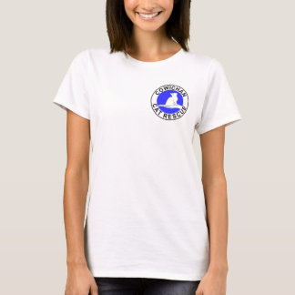 Cowichan Cat Rescue logo T-Shirt
