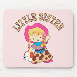 Cowkids Little Sister Mouse Pad