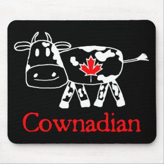 Cownadian Mousepad