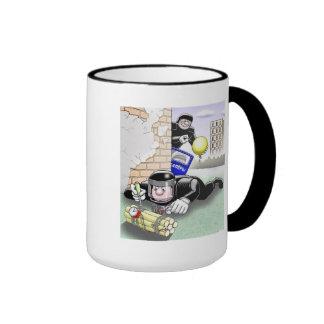 Coworkers Ringer Mug