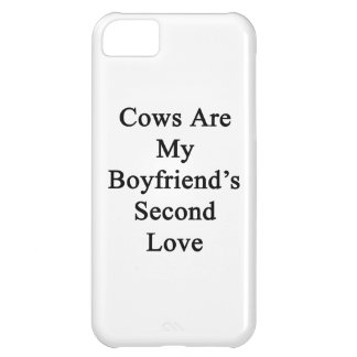 Cows Are My Boyfriend s Second Love iPhone 5C Covers