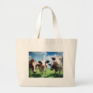 cows tote bags
