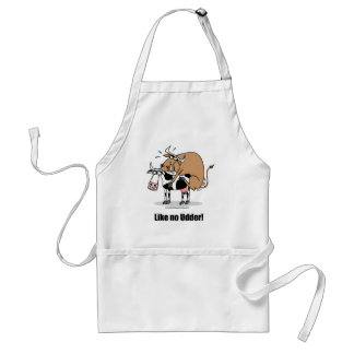 cows boinking standard apron