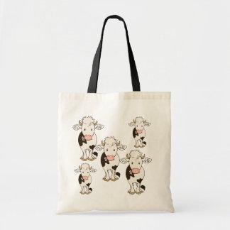 Cows Budget Tote Bag