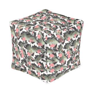 Cows Cubed Pouf