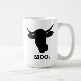 Cows Go MOO - 15oz Mug