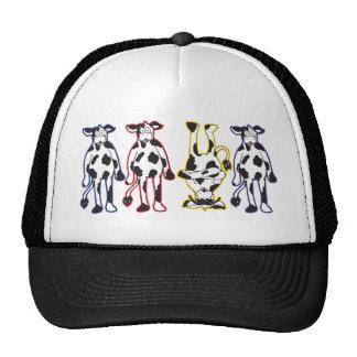 cows trucker hats