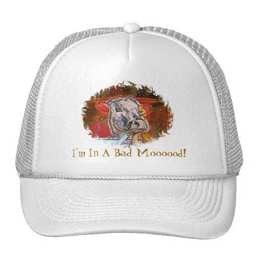 COWS MESH HAT