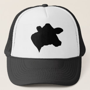 Cow s Head Trucker Hat 608aaa50498e