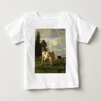 Cows in the Field by Constant Troyon Baby T-Shirt