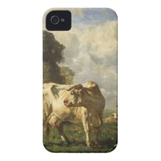 Cows in the Field by Constant Troyon iPhone 4 Case-Mate Cases