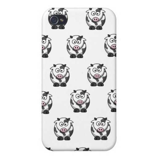 Cows Cover For iPhone 4