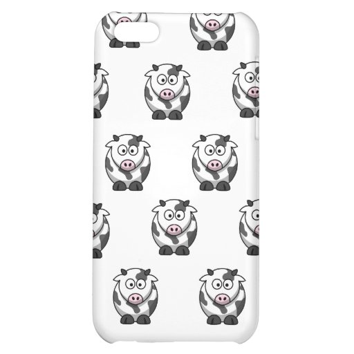 Cows Case For iPhone 5C