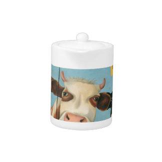 Cows On Strike