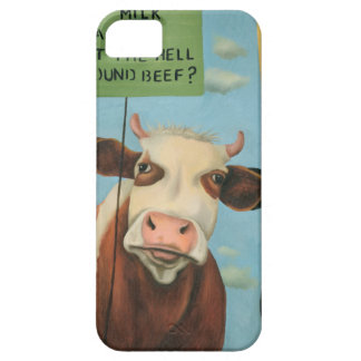 Cows On Strike Case For The iPhone 5