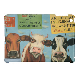 Cows On Strike Cover For The iPad Mini