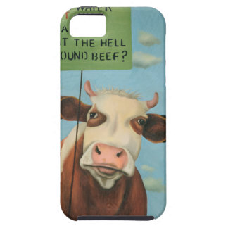 Cows On Strike iPhone 5 Cover