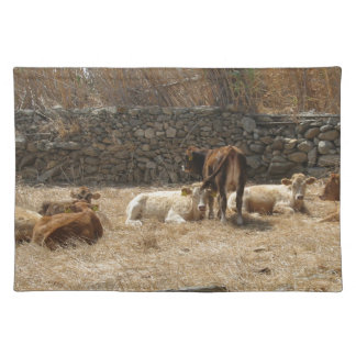 Cows Placemat