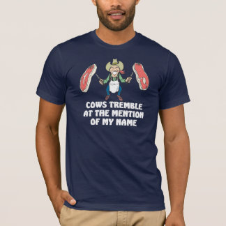 Cows Tremble T-Shirt
