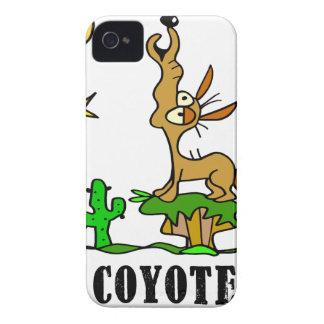 Coyote by Lorenzo © 2018 Lorenzo Traverso iPhone 4 Case