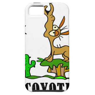 Coyote by Lorenzo © 2018 Lorenzo Traverso iPhone 5 Case