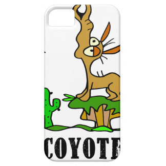 Coyote by Lorenzo © 2018 Lorenzo Traverso iPhone 5 Cover