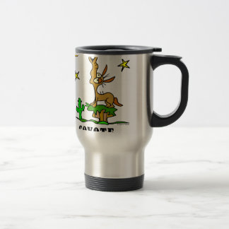 Coyote by Lorenzo © 2018 Lorenzo Traverso Travel Mug