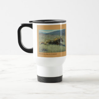Coyote Commuter Travel Mug 15oz