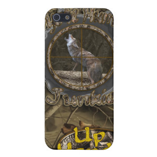 Coyote Huntin' Junkie iPhone 4/4s Case