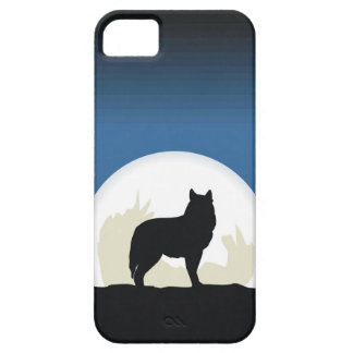 Coyote iPhone 5 Cover