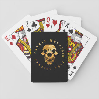 Coyote Mountain Playing Cards- Standard Edition Playing Cards