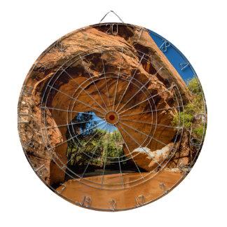 Coyote Natural Bridge - Coyote Gulch - Utah Dart Boards