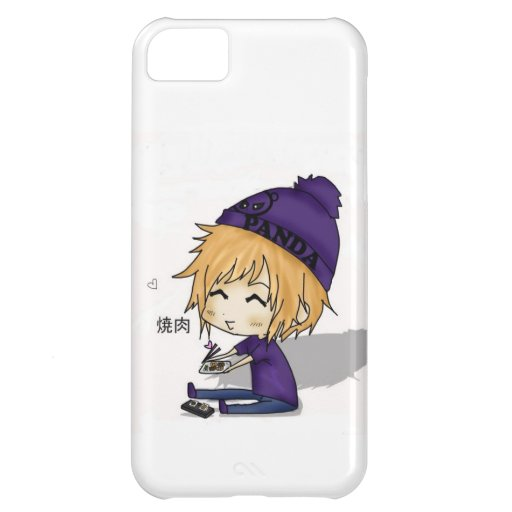 CozmossE TaKuma Chibi Case For iPhone 5C