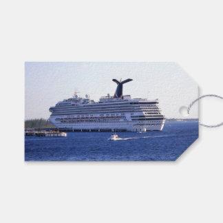 Cozumel Cruise Ship Visit Custom Gift Tags