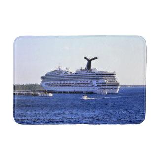 Cozumel Cruise Ship Visitor Bath Mat