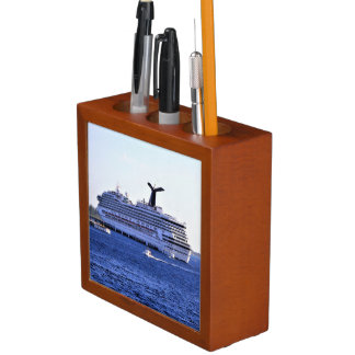 Cozumel Cruise Ship Visitor Desk Organiser