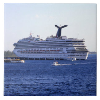 Cozumel Cruise Ship Visitor Tile
