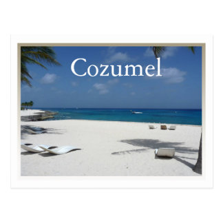 Cozumel, MX Postcard