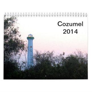 Cozumel Underwater 2014 Calendars