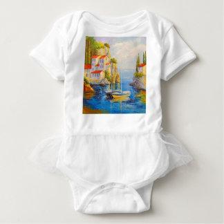 Cozy Bay Baby Bodysuit