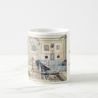 Cozy Corner by Carl Larsson Coffee Mug