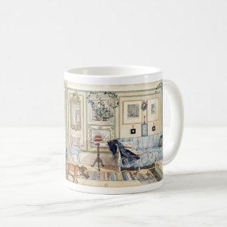 Cozy Corner by Carl Larsson Coffee Mug