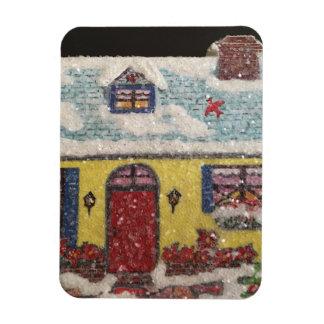 Cozy Cottage Magnet